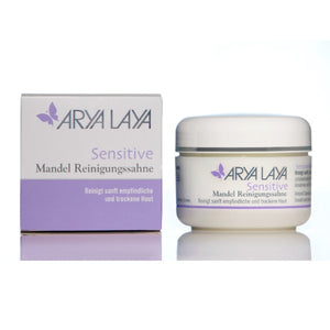Almond Cleansing Cream - Sensitive Skin Make-Up Remover