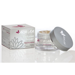 Exclusive Repair Night Cream - Regenerating & Revitalizing Mature Skin