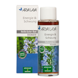 Rosemary Herbal Bath Oil