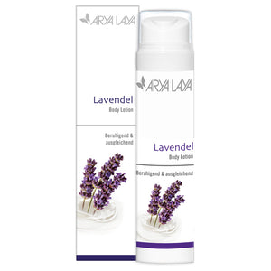 Lavender soothing body lotion