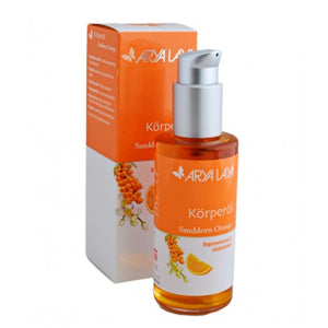 Sea Buckthorn Orange Body Oil