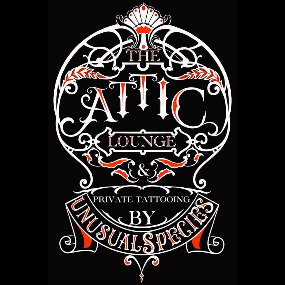 $100 Tattoo Gift Certificate (The Attic)