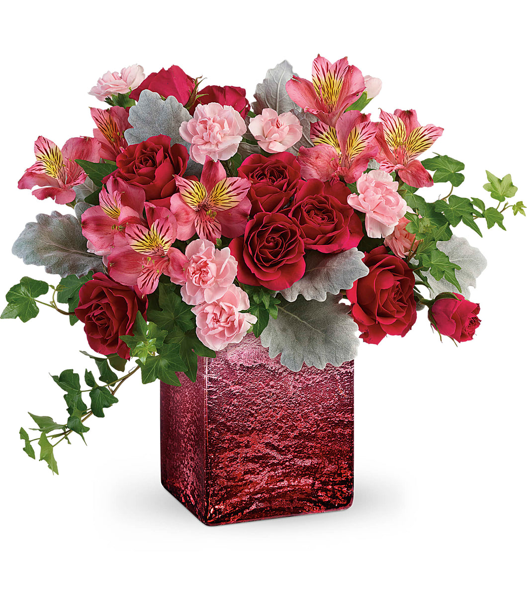 Ooh La Ombre - Valentine's Day Flowers