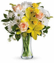 Load image into Gallery viewer, Daisies and Sunbeams Floral Arrangement