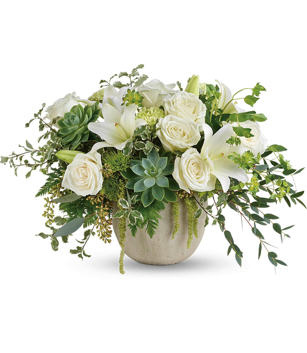 Prescott Florist - Flourishing Beauty Bouquet Floral Arrangement - Bowen's Botanicals