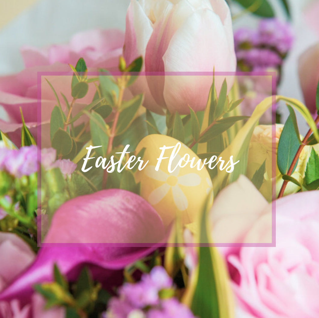Easter Flower Arrangement DELUXE