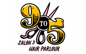 Salon Service: Haircut, Blow-Dry and Style (from 9-to-5 Salon & Hair Parlour)