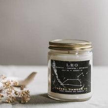 Vessel Candle Co. Leo Zodiac Soy Candle