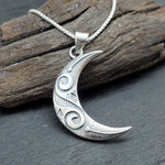 Load image into Gallery viewer, The Moana Moon Necklace