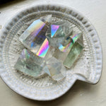 Load image into Gallery viewer, Polished Angel Aura Clear Quartz Point
