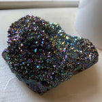 Load image into Gallery viewer, Titanium Quartz Crystal Cluster