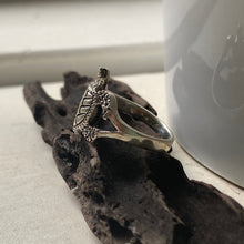 Sterling Silver Large Turtle Ring