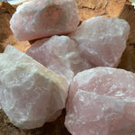 Load image into Gallery viewer, 1.6 Lb to 1.13Lb Raw Rose Quartz Crystal Chunk