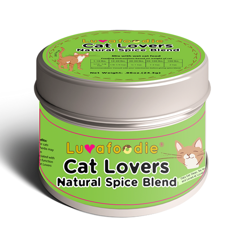 Cat Lovers Spice Blend