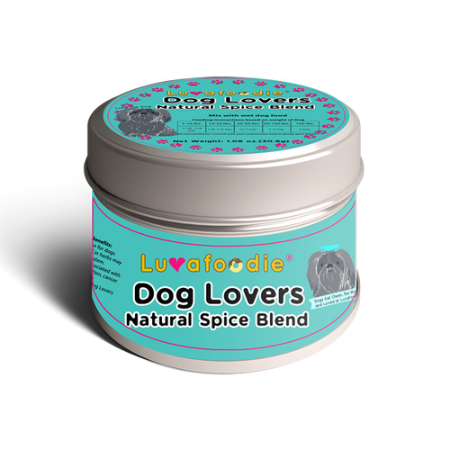Dog Lovers Spice Blend