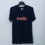 Roula T-Shirt Blue Orange