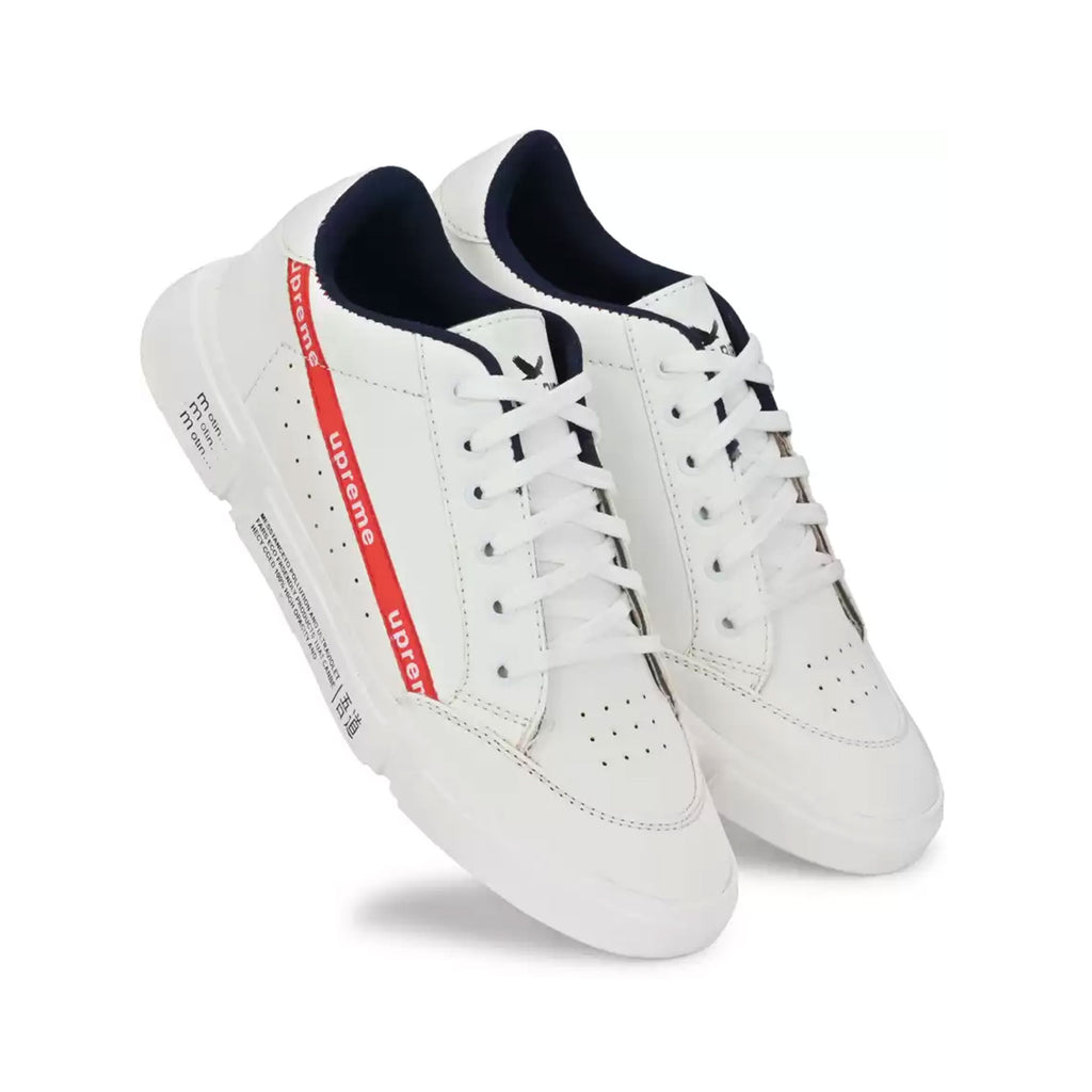 Stylish Casual Comfortable Shoes For White