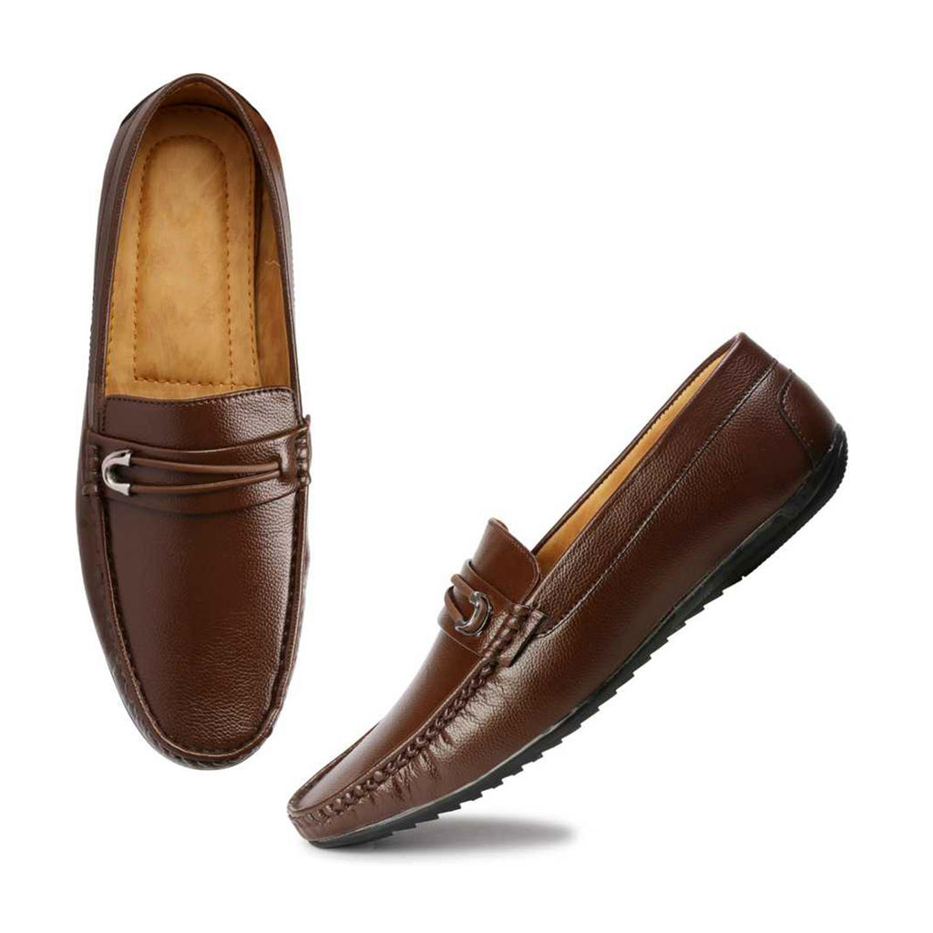Loafers For Men Brown