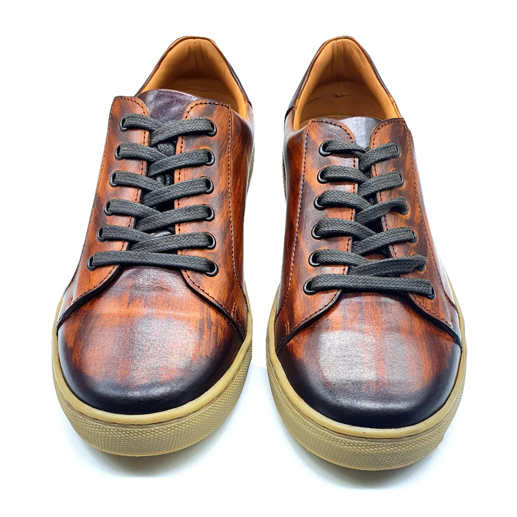 PATINA SNEAKERS TAN