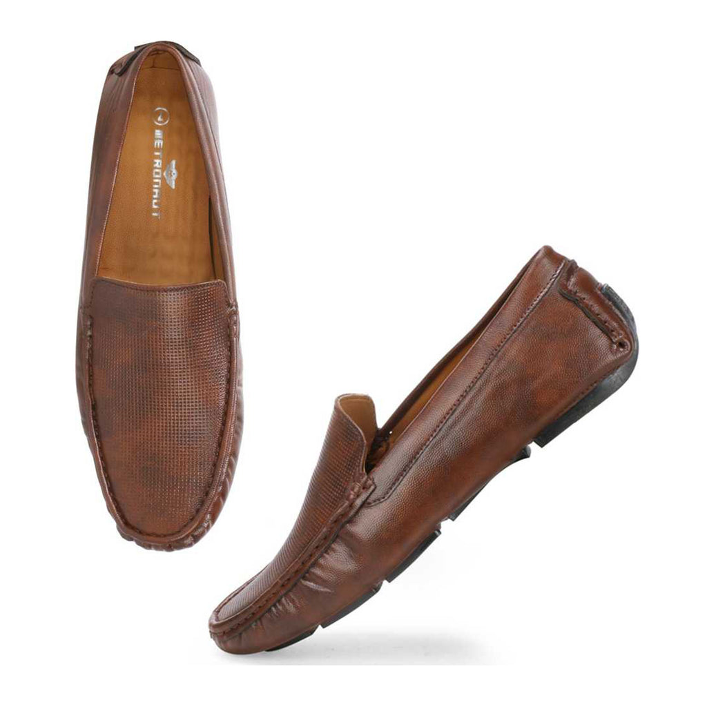 Regular Mocassin Brown