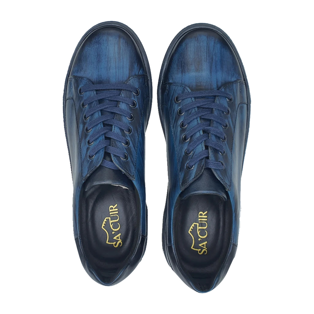 PATINA SNEAKERS NAVY