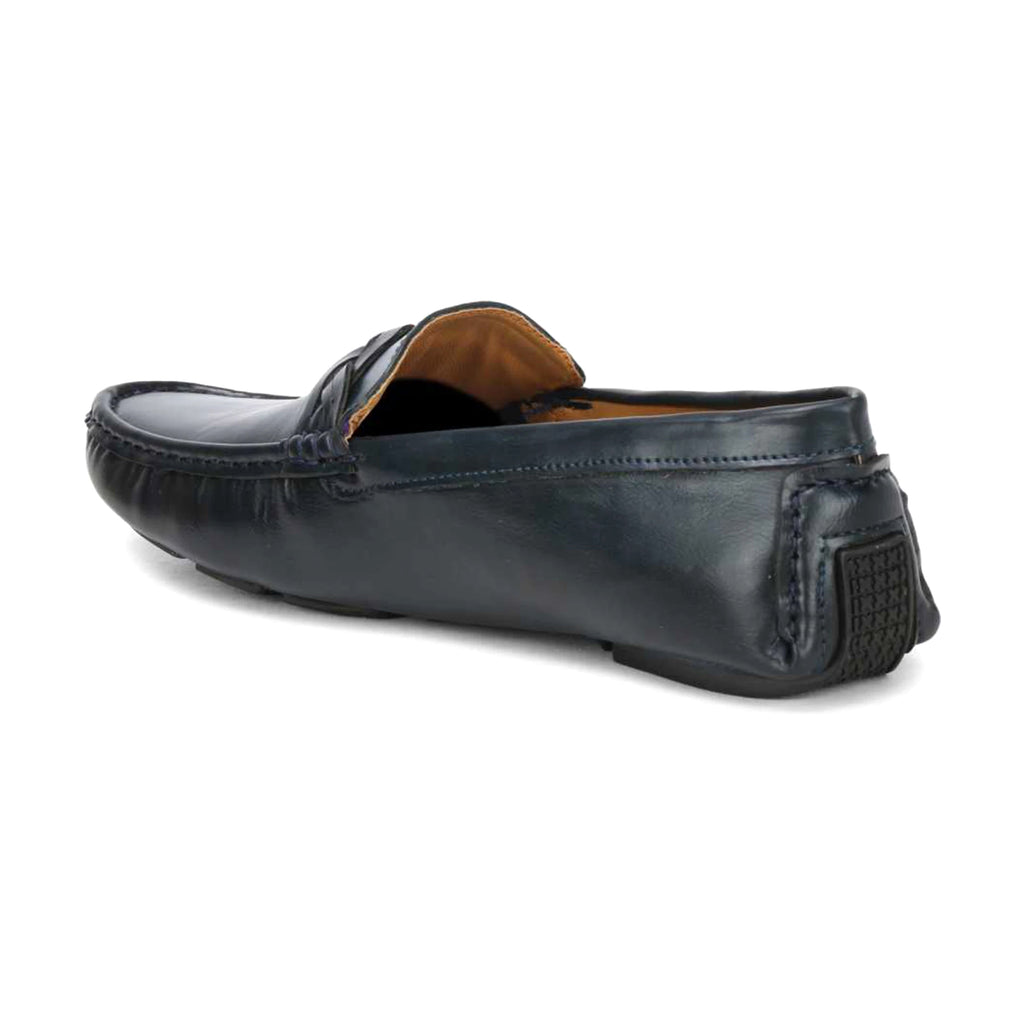 Regular Mocassin Loafers Navy