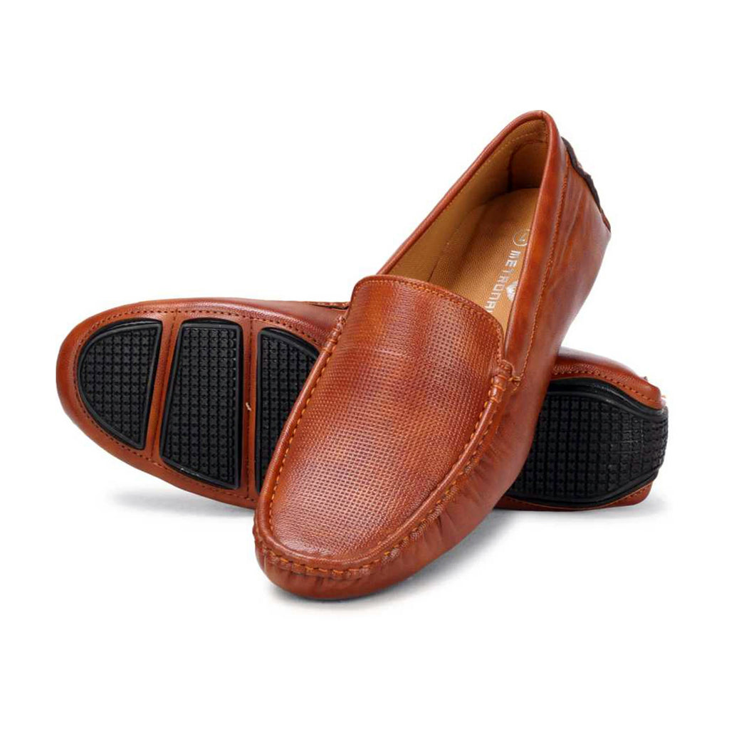 Regular Mocassin Loafers For Tan