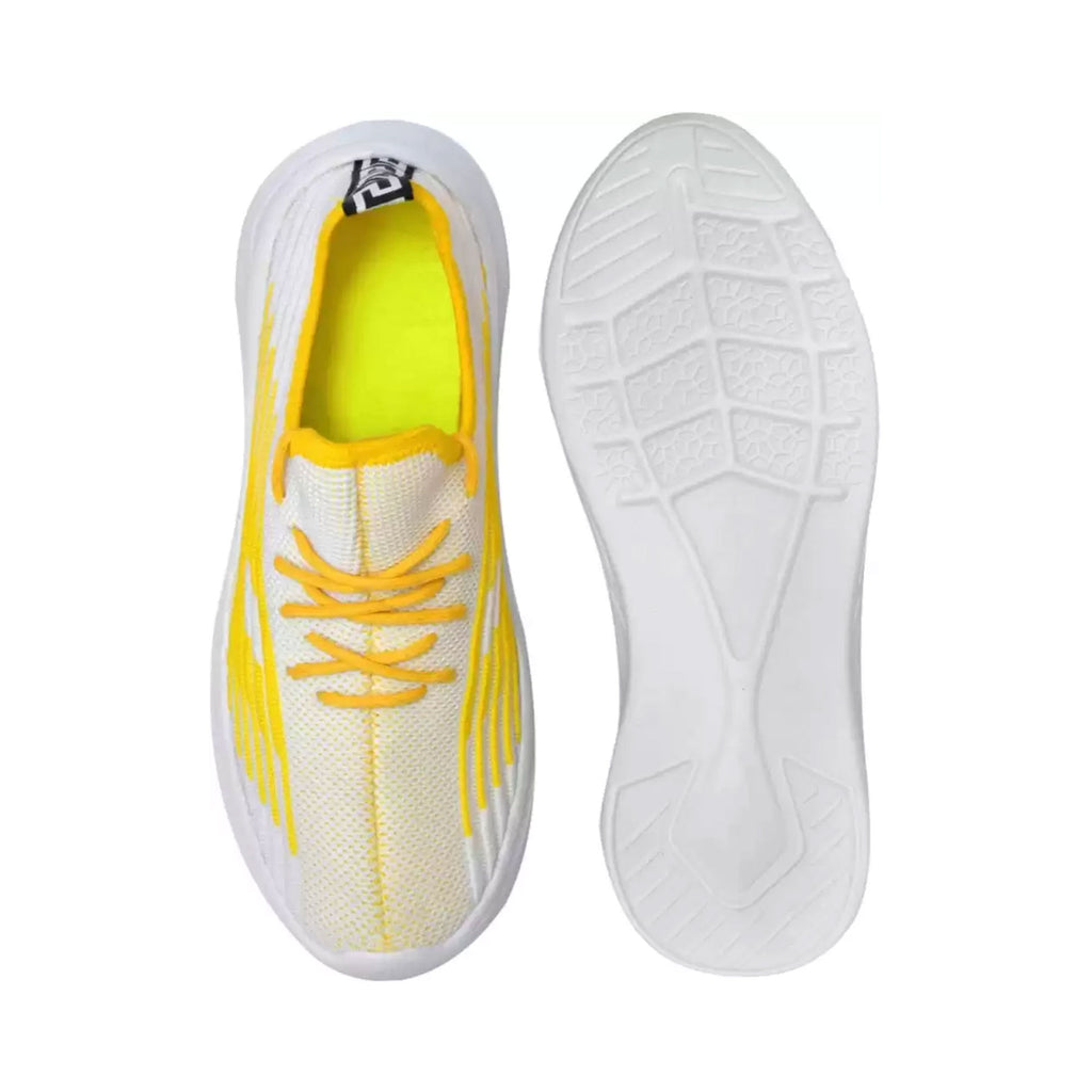 Running Shoes For Men Yellow