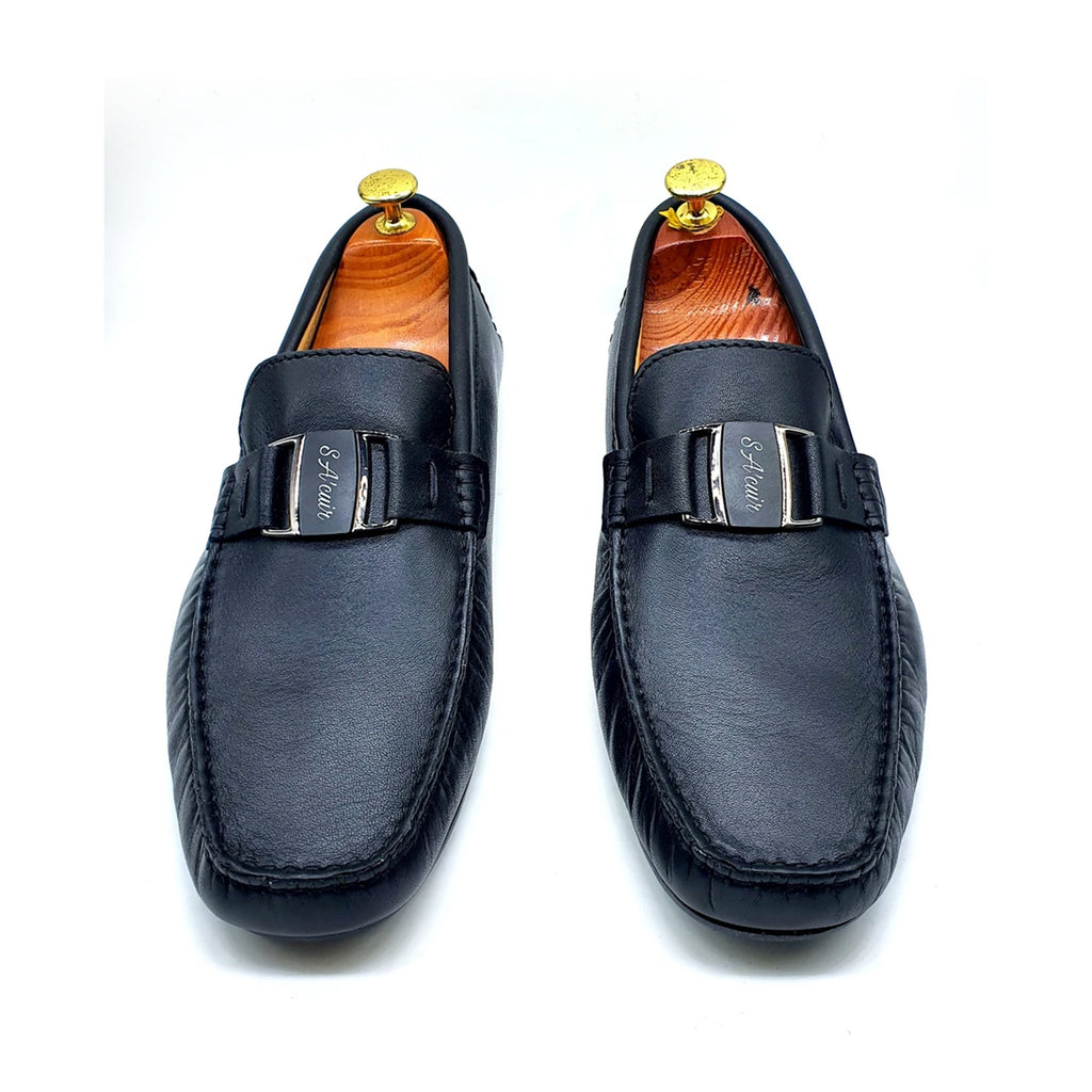 SOFT NAPPA LOAFER BLACK