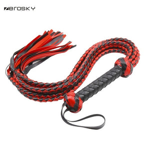 Zerosky PU Leather Whip