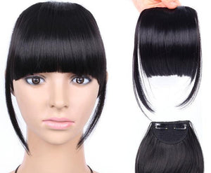 Clip In Bangs