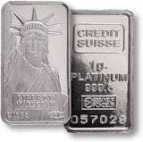 Platinum Prices Below Gold Right Now