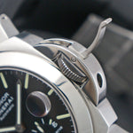 Panerai OP 6635 Luminor PAM 90 Power Reserve Man's Watch, Near Mint