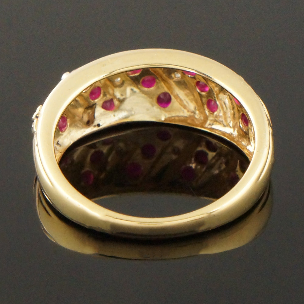 Womens Gold Ring Santa Rosa