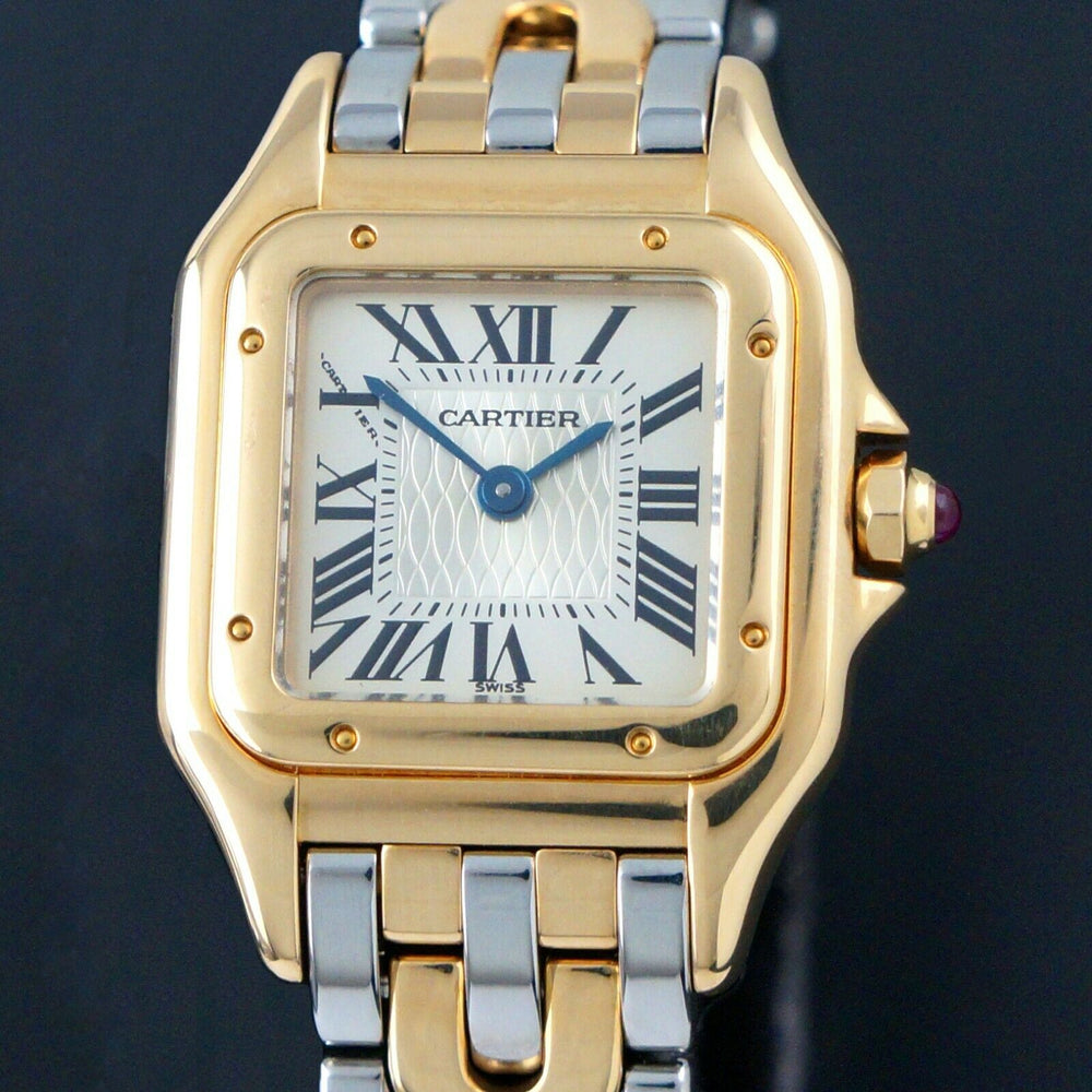 Rare Cartier Panthere 150th Anniversary 18K Gold Panthere Lady's Watch