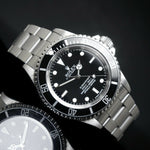 1991 Rolex 14060 Submariner Stainless Steel Non Date Man's Watch