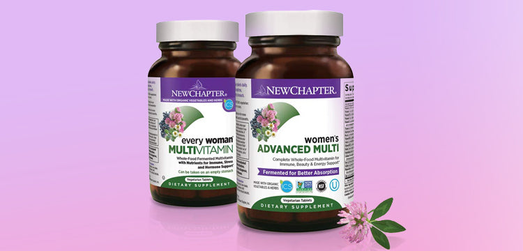 Vitamins Collection Banner