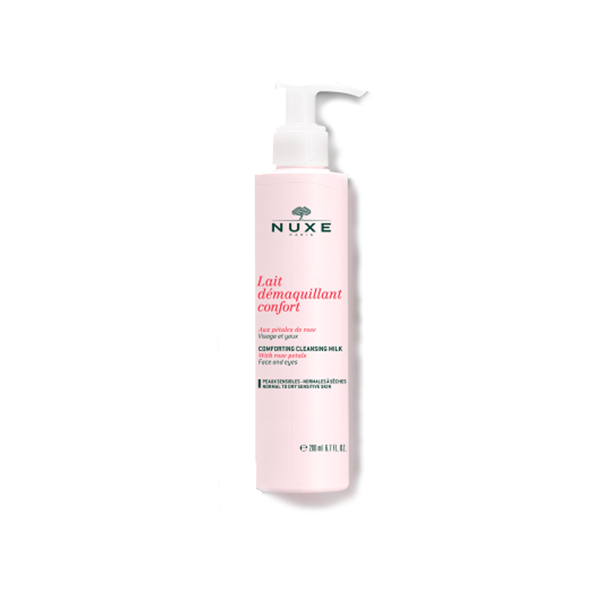 Nuxe Cleansing Milk with Rose Petals 6.7 fl. oz.
