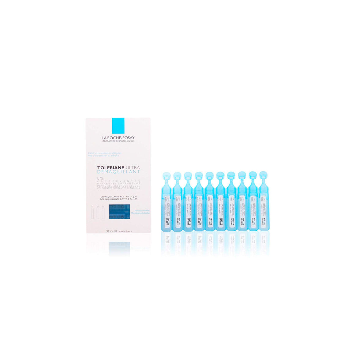 TOLERIANE ULTRA MAKEUP REMOVER FOR SENSITIVE SKIN