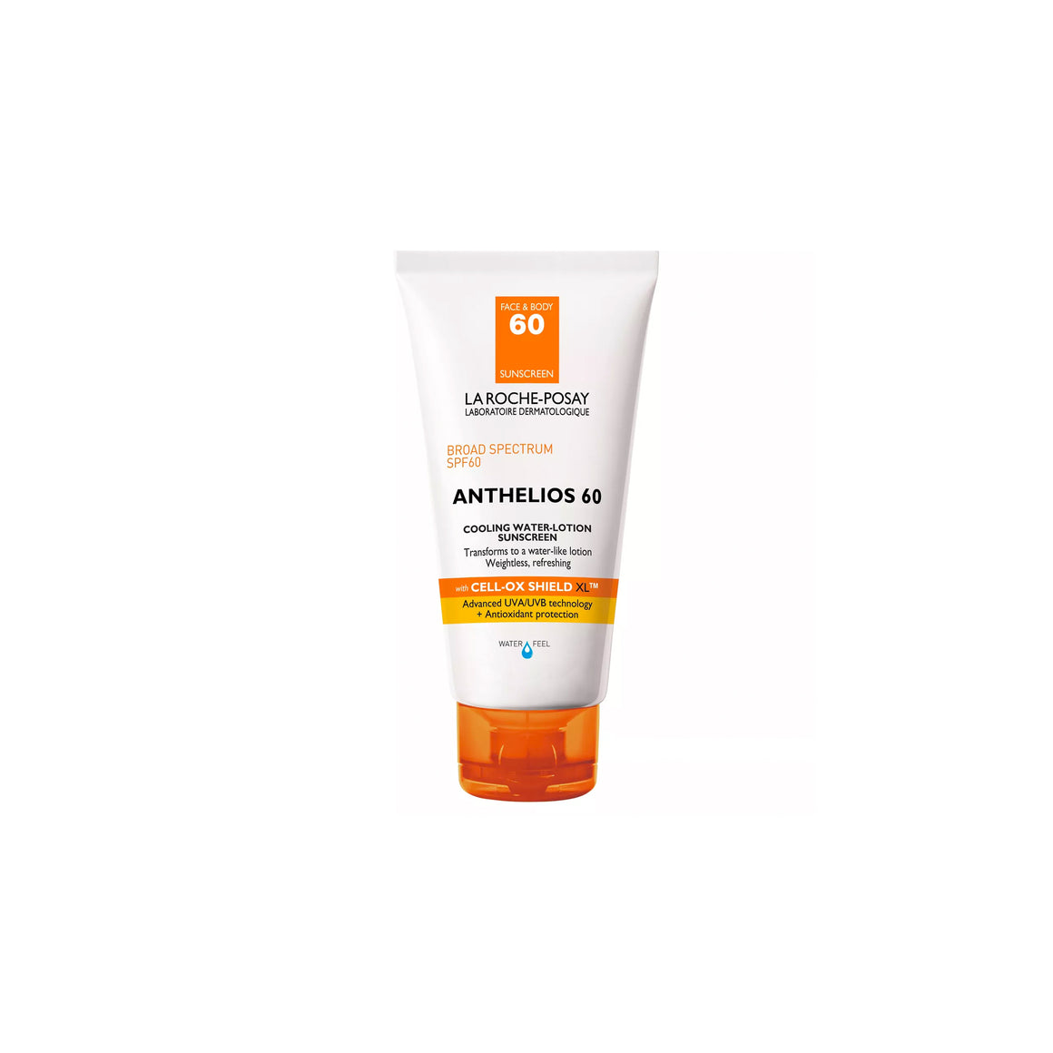 ANTHELIOS COOLING WATER SUNSCREEN LOTION SPF 30