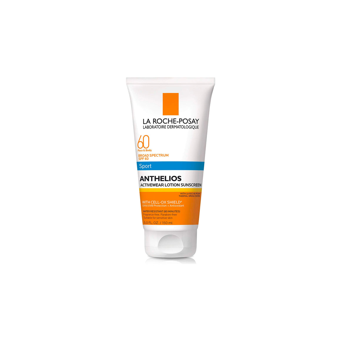 ANTHELIOS SPORT SUNSCREEN SPF 60