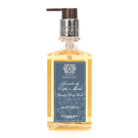 Antica Farmacista Hand and Body Wash Santorini  10oz