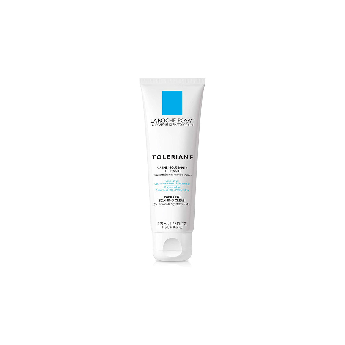 TOLERIANE PURIFYING FOAMING CREAM CLEANSER