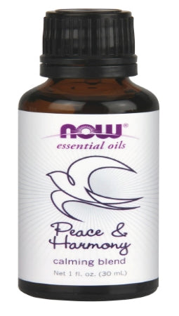 NOW  Peace & Harmony Oil Blend - 1 fl. oz.