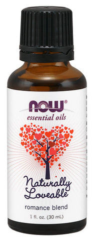 NOW  Naturally Loveable Oil Blend - 1 fl. oz.