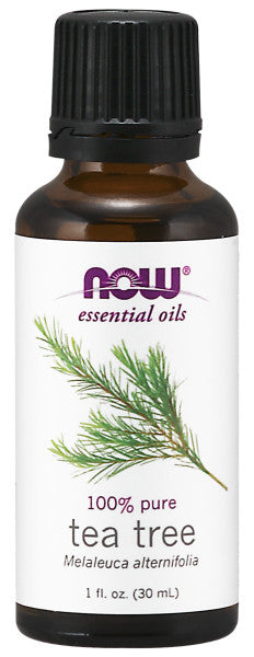 NOW    Tea Tree Oil - 1 fl. oz.