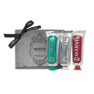 Marvis Travel with Flavor Set of 3 - Limited Edition
