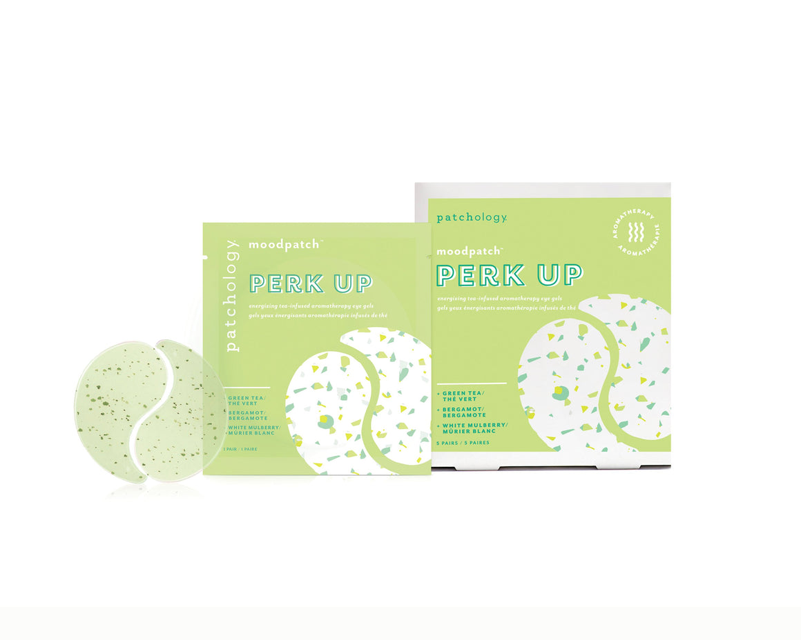 Moodpatch Perk Up Eye Gels: 5 Pairs