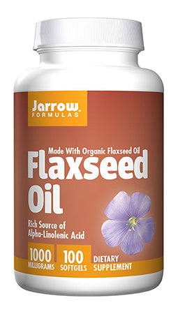 Flaxseed Oil 100 Softgels