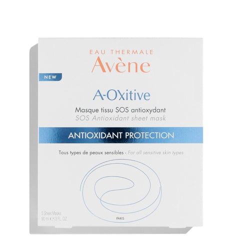 Avène  A-OXitive SOS Antioxidant Sheet Mask